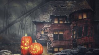 How To Make a Sensational Halloween 3d Projection Mapping