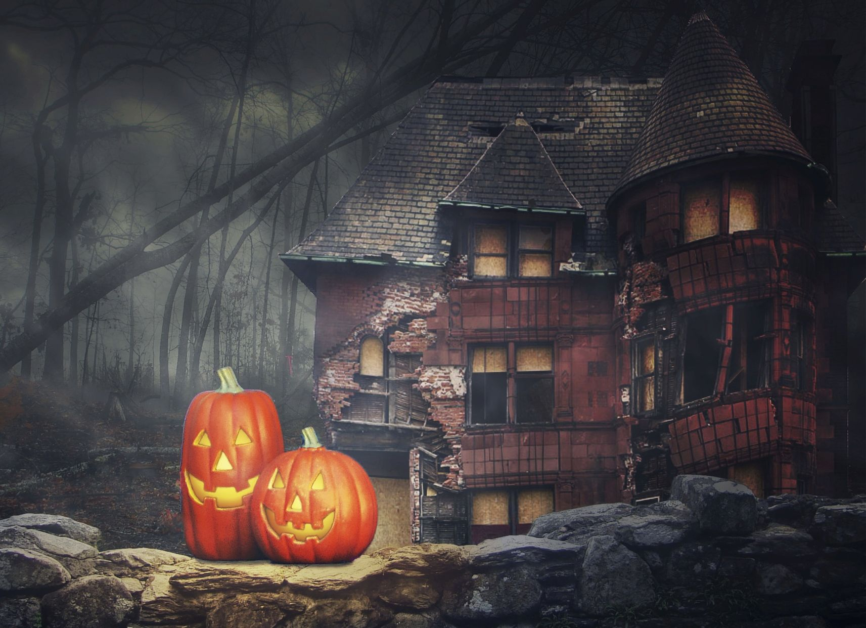 how to make a sensational halloween 3d projection mapping - video