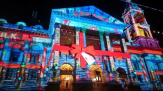 Make Your Christmas Memorable With Projection Mapping